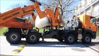 Mega Machines tree planting