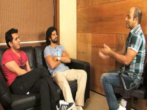Farhan Akhtar & Ritesh Sidhwani on Talaash & Aamir Khan