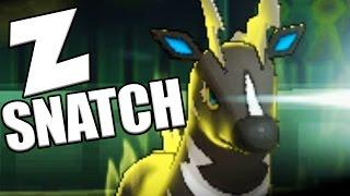 Zebstrika  - (Pokémon) - Z-SNATCH BELLY DRUM ZEBSTRIKA!