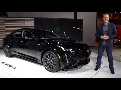 External Review Video i9E8g1Y4Pgo for Cadillac CT5 Sedan