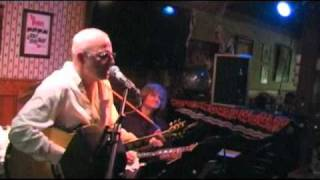 """The Jude Ciccolella Band sings """"My Back Pages"""""""