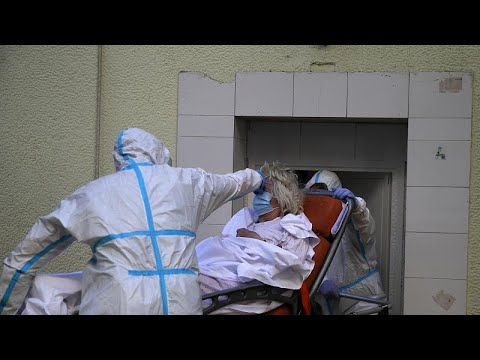 COVID-19: 280 νέα κρούσματα στην Ελλάδα – 13 ακόμη νεκροί