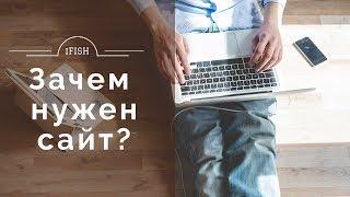 Зачем нужен сайт и какие сайты точно лучше НЕ делать