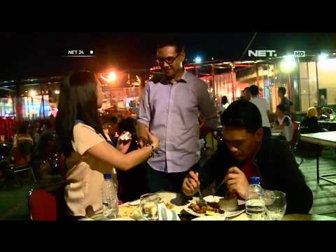 Video Late Dinner - Kuliner Khas Makassar di Kampoeng Popsa -NET24