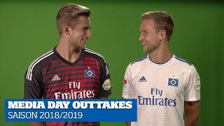 Media Day 2018 | Die Outtakes