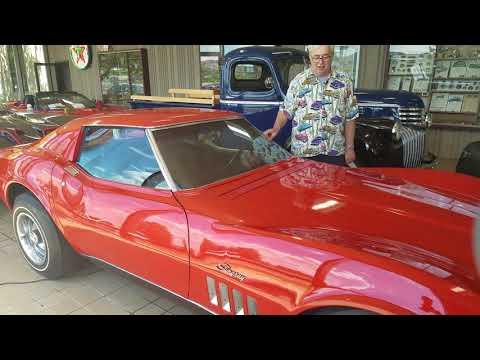 Video of '69 Corvette - QCJG