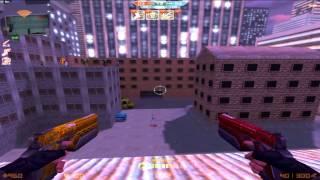 Counter-Strike:Online(JP) Zombie Hero Mode Play