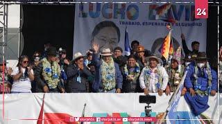 النتائج الرسمية تعلن لويس آرسي رئيساً جديداً لبوليفيا