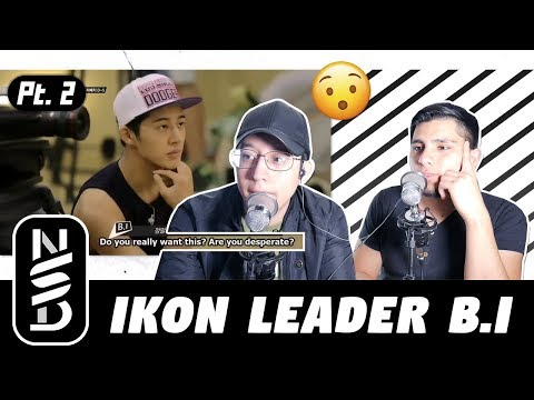 GUYS REACT TO 'iKON's Leader B.I (Part 2)'
