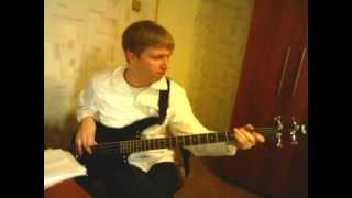 Фанк на бас-гитаре (понравилось).wmv