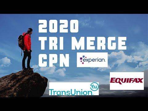 TRI MERGE 2020 Quicker Process
