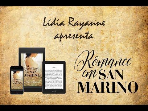Lídia Rayanne responde perguntas sobre Romance em San Marino