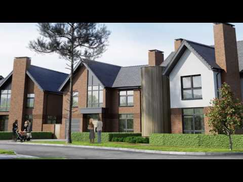 New Homes in Chertsey