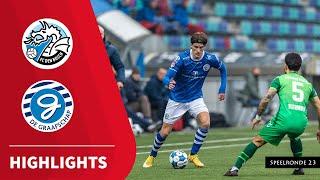 Samenvatting FC Den Bosch - De Graafschap (06-02-2021)