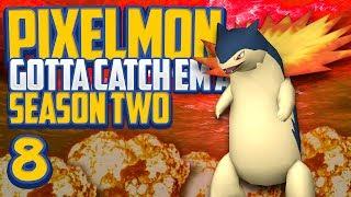 Typhlosion  - (Pokémon) - Minecraft Pixelmon
