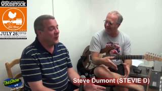Mackinac under the bridge, Dirty Little Secret, Woodstock, The Trews, 54-40 (Episode 90)