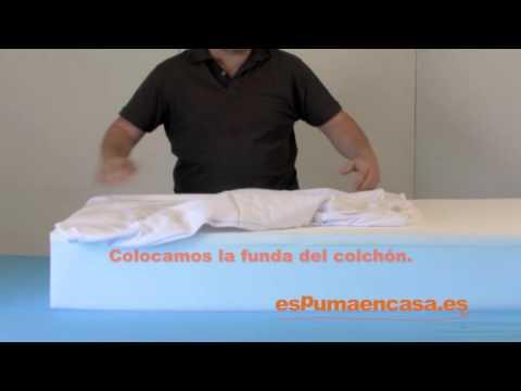 Cómo fabricar tu propio colchón
