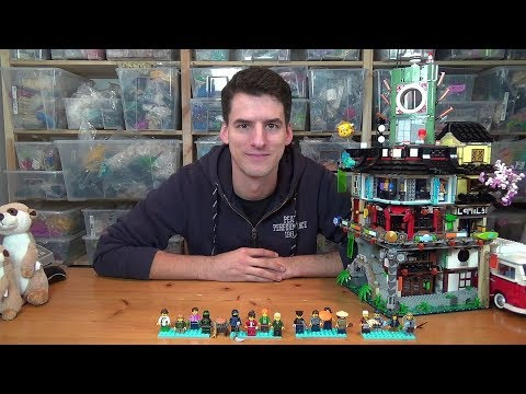 LEGO® Ninjago 70620 - Ninjago City