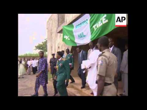 NIGERIA: SIGNS OF GROWING UNREST AFTER ATTACKS ON MILITARY RULERS