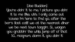 "Video thumbnail of ""Marques Houston ft. Joe Budden - Clubbin' Lyrics [HD]"""