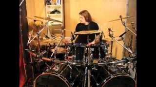 "Stratovarius ""Coming Home"" drum cover"