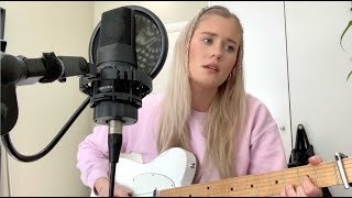 Blood Bank - Bon Iver (Cover by Lilly Ahlberg)