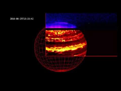 Juno يرسل صورا جديدة لكوكب المشتري