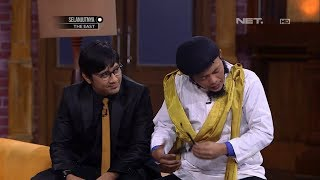 The Best Of Ini Talkshow Kena Jet Lag, Rhomi Irama Penuh  Drama