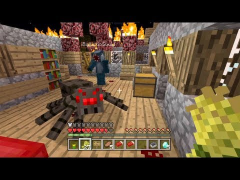 Download Minecraft Xbox - The Infected Temple - Plane Crash - Part 1 HD Mp4 3GP Video and MP3
