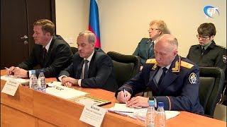 В региональном управлении следственного комитета подвели итоги работы за 2017 год