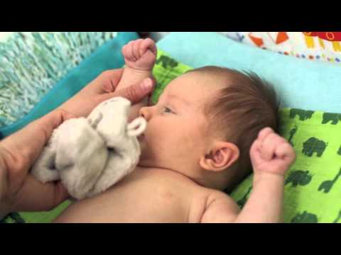 Baby 1x1: Das Baby waschen