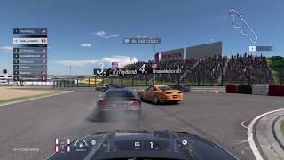 GT Sport online Tandem drift battles