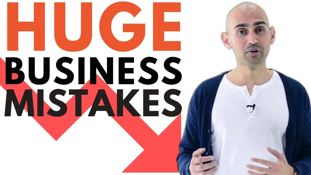 3 Disastrous Business Mistakes All Entrepreneurs Make When Launching a Product