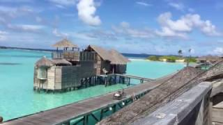 Gili Lankanfushi Maldives (room tour)