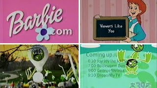 PBS Kids Program Break (2003 WFWA-TV)