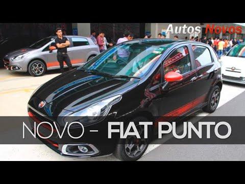Novo Fiat Punto