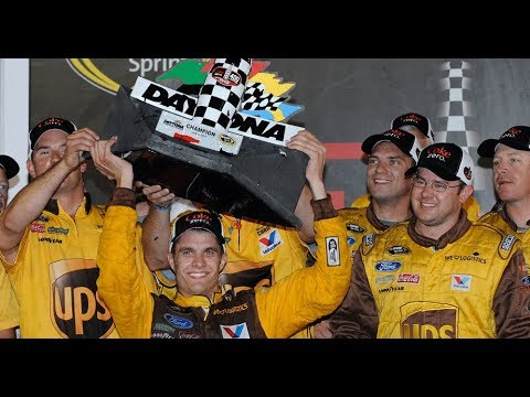 David Ragan wins Coke Zero 400 at Daytona in July 2011