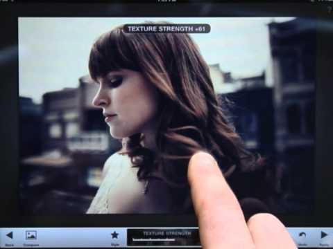 Snapseed Is A Robust iPad Photo Editor
