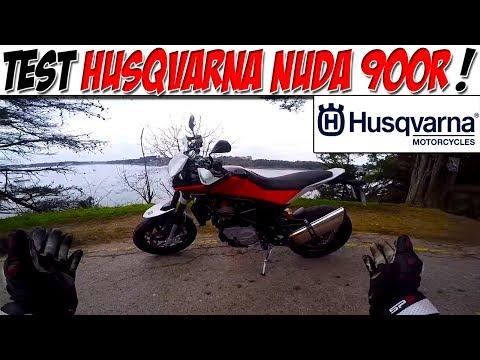 #Moto Vlog 123 : TEST HUSQVARNA NUDA 900R / EXCELLENT CHOIX BIBIX !