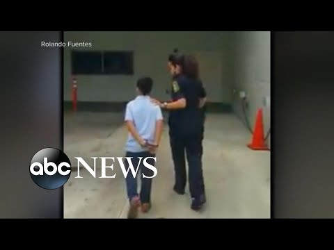Police in Miami, Florida, handcuffed a 7-year-old boy due to erratic behavior