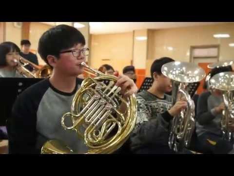 속리산중학교 솔빛 오케스트라