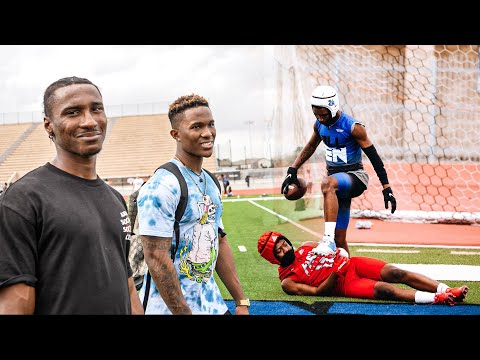 THEY ALMOST FOUGHT AFTER THIS! 7ON7 GETS DISRESPECTFUL..  (PART 2)
