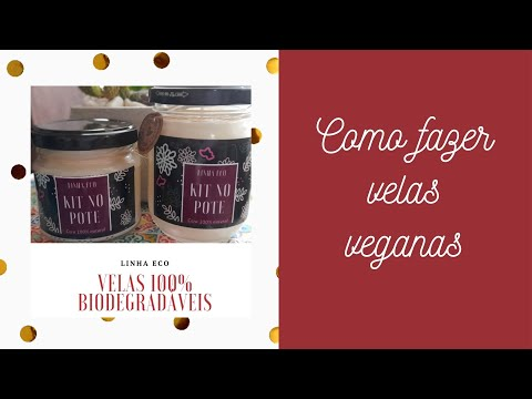 Velas Veganas