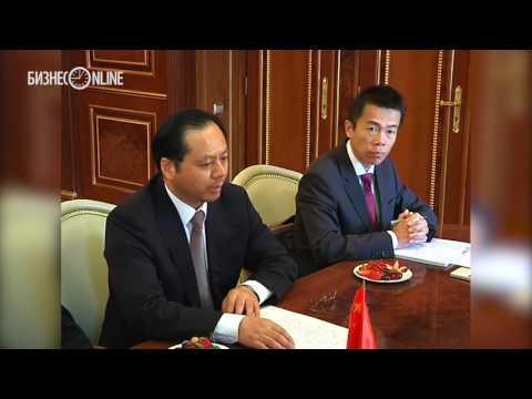 Метшин: «6 тысяч туристов из Китая в Казани – это лишь первые шаги»