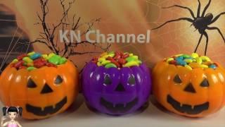 BabyBus - Tiki Mimi và Trò Chơi Búp bê tìm quà Halloween