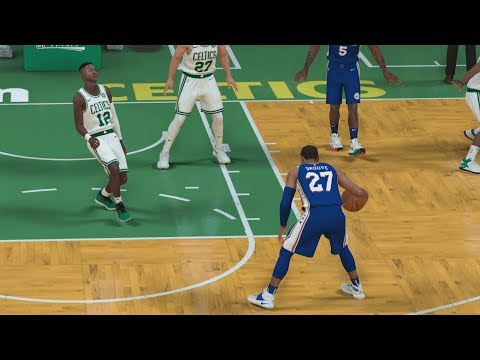 NBA 2K19 My Career EP 78 - 2 Ankles Same Play! CFG3