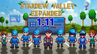Stardew Valley Expanded Mod - Patch 1-11 The Joja Path Update