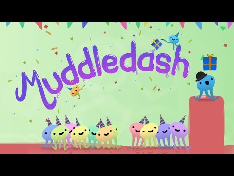 Muddledash - Announcement Trailer thumbnail