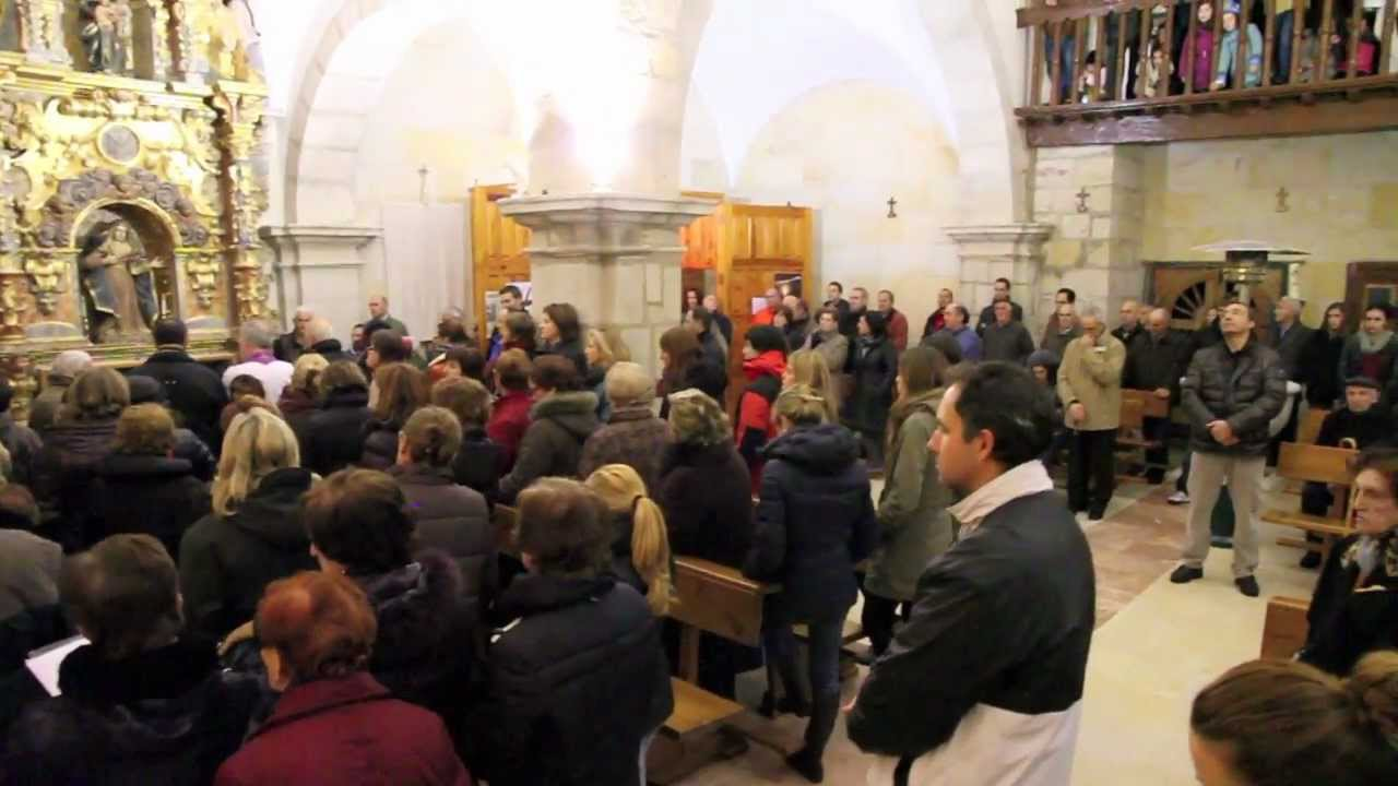 Video del Viernes Santo de 2012