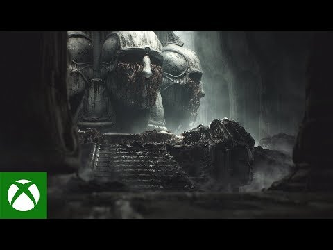 Xbox Series X Trailer de Scorn
